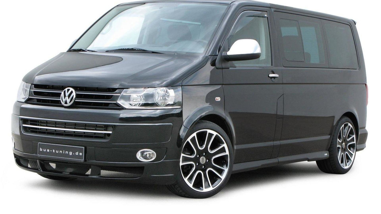 Volkswagen T5 facelift body styling by RSL 21.07.2010