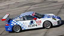 911 GT3 Cup, Car Amigo - Alex Job Racing: Ricardo Gonzales, Luis Diaz, Patrick Kelly, American Le Mans Series, round 1 in Sebring, USA, qualifying, 19.03.2010