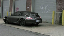 Porsche Cayman Shooting Brake is a fraud - WCF one of the seed sites