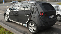 Kia Ceed Plus MPV Spy Photo
