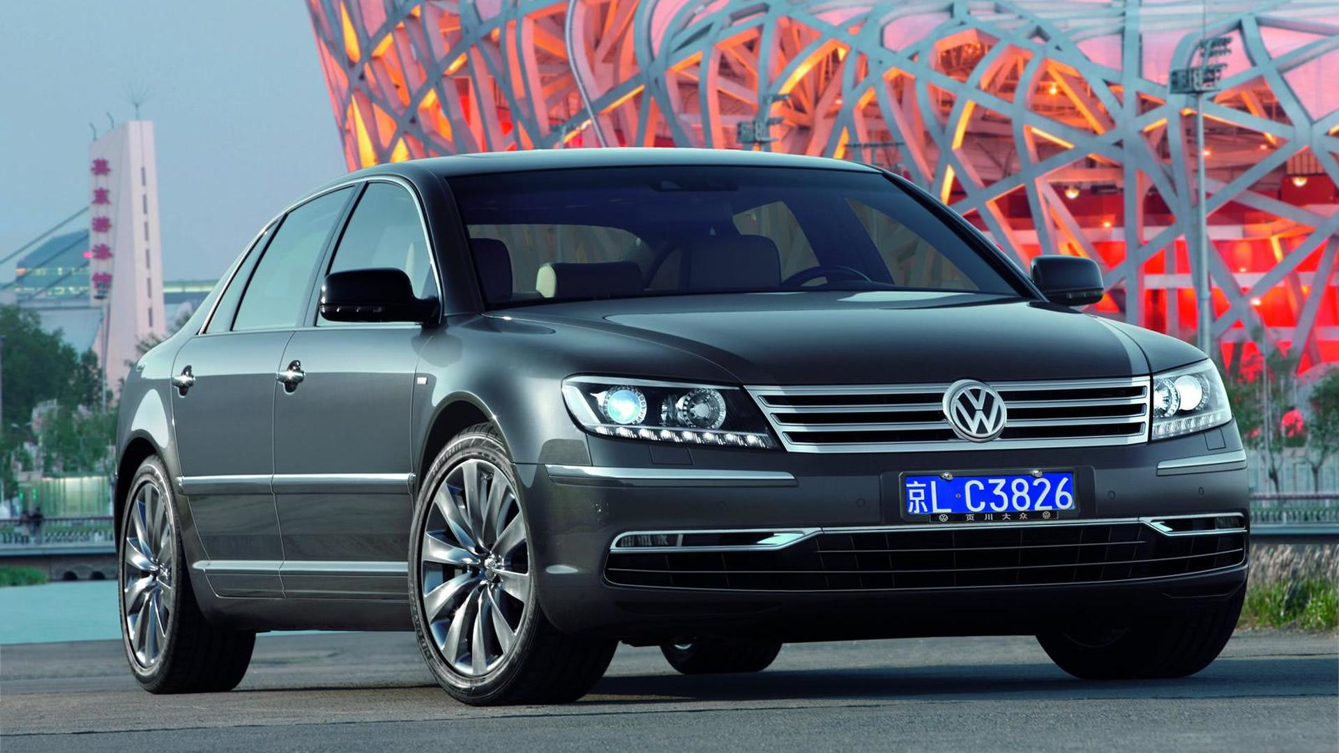 2015 Volkswagen Phaeton to be lighter and more efficient - report