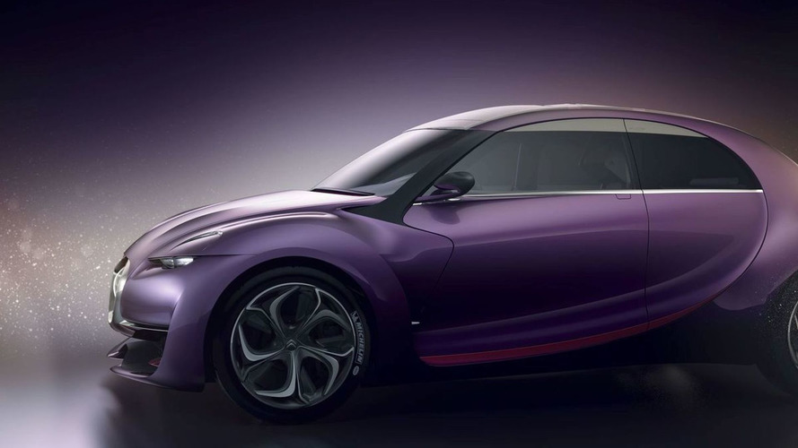 Citroen REVOLTe Hybrid Concept Official Details Released in Frankfurt [Video]