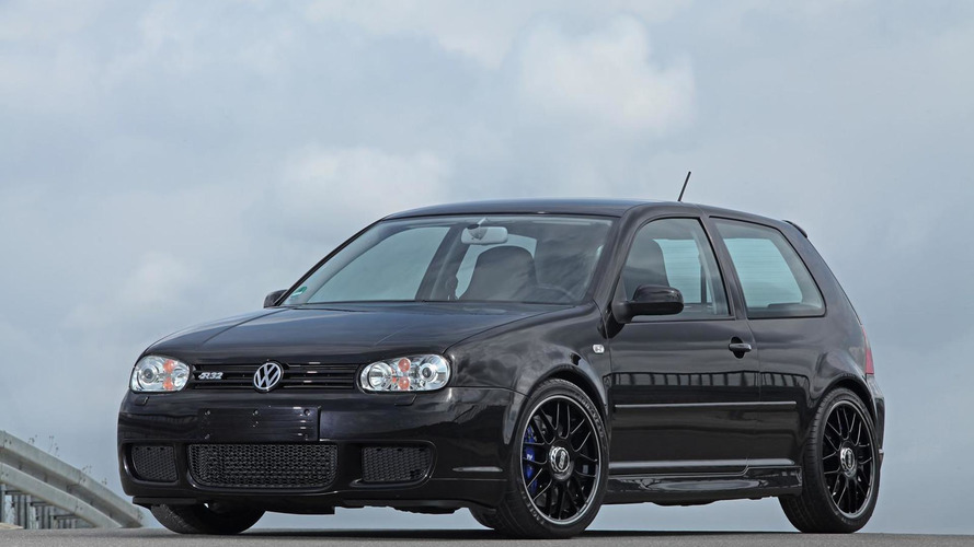HPerformance tunes the Volkswagen Golf IV R32 to 650 HP