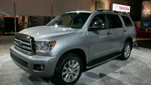 All-New 2008 Toyota Sequoia Revealing