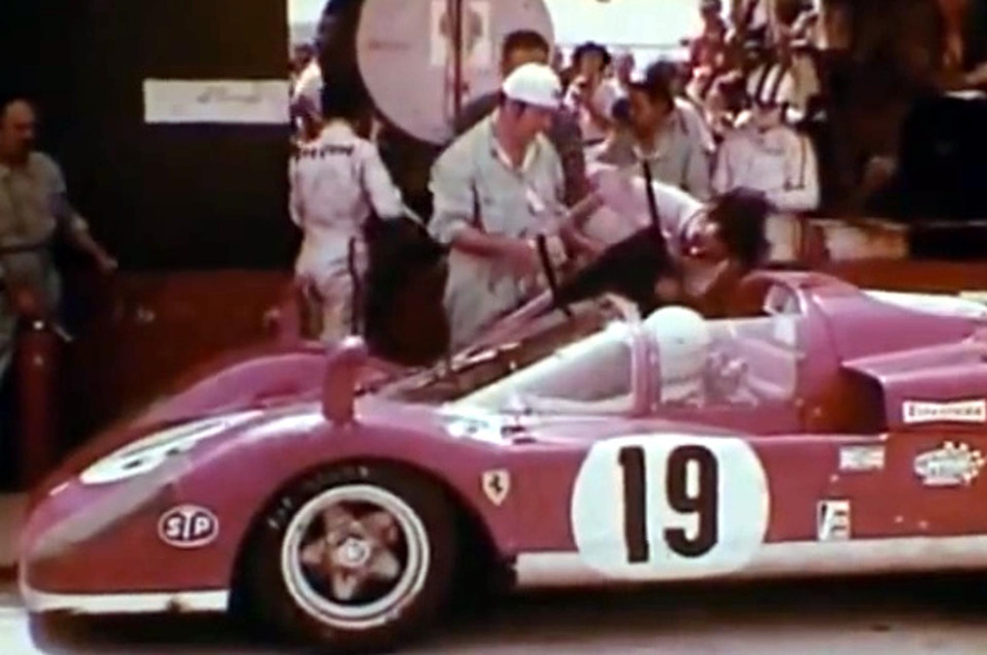 Vintage Sebring Footage Gets Us Pumped for Saturday's TUDOR Race [video]