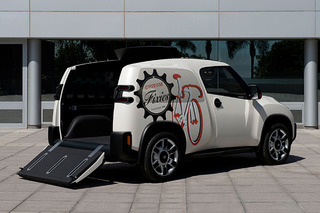 This U2 Toyota Concept Car is Van-Tastic