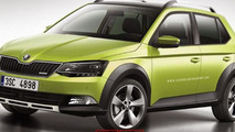 Skoda cooking up Fabia-based crossover?
