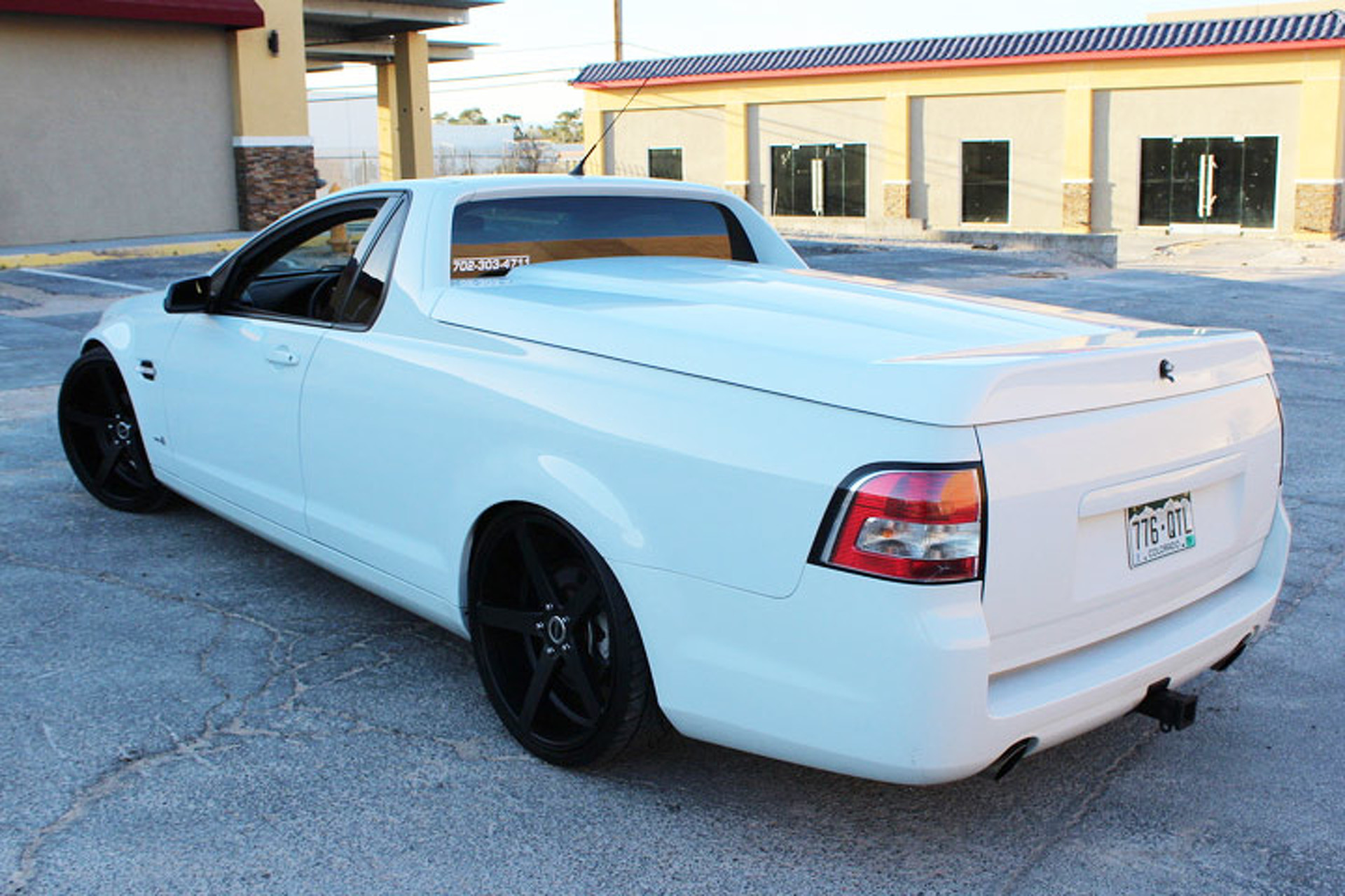 Forbidden Fruit: This Holden Ute Lives in the USA