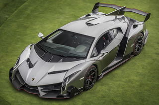 Lamborghini Will Privately Show a New 800HP Hypercar at Pebble Beach