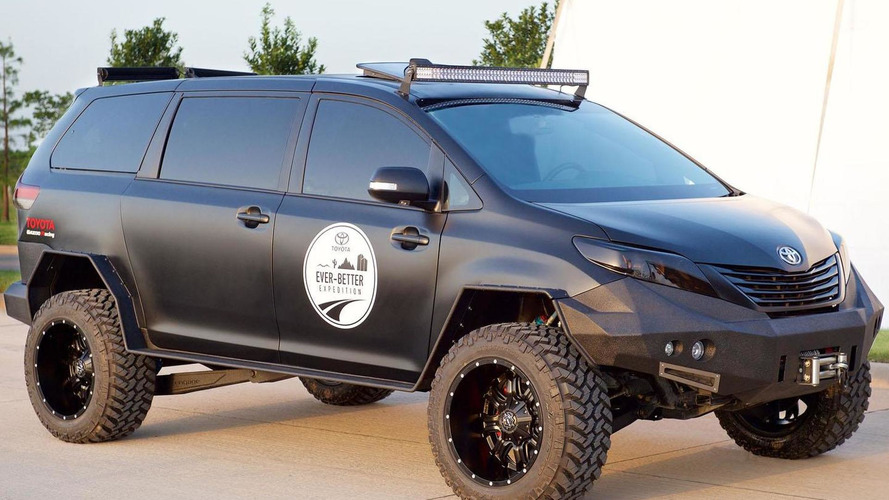 Toyota Ultimate Utility Vehicle unveiled for SEMA