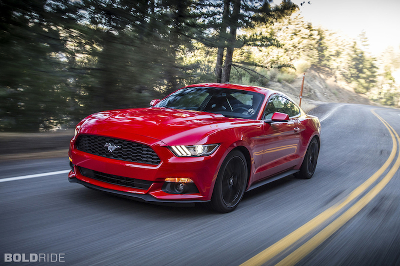 Mustang GT Takes on Camaro SS 1LE —See Who Wins