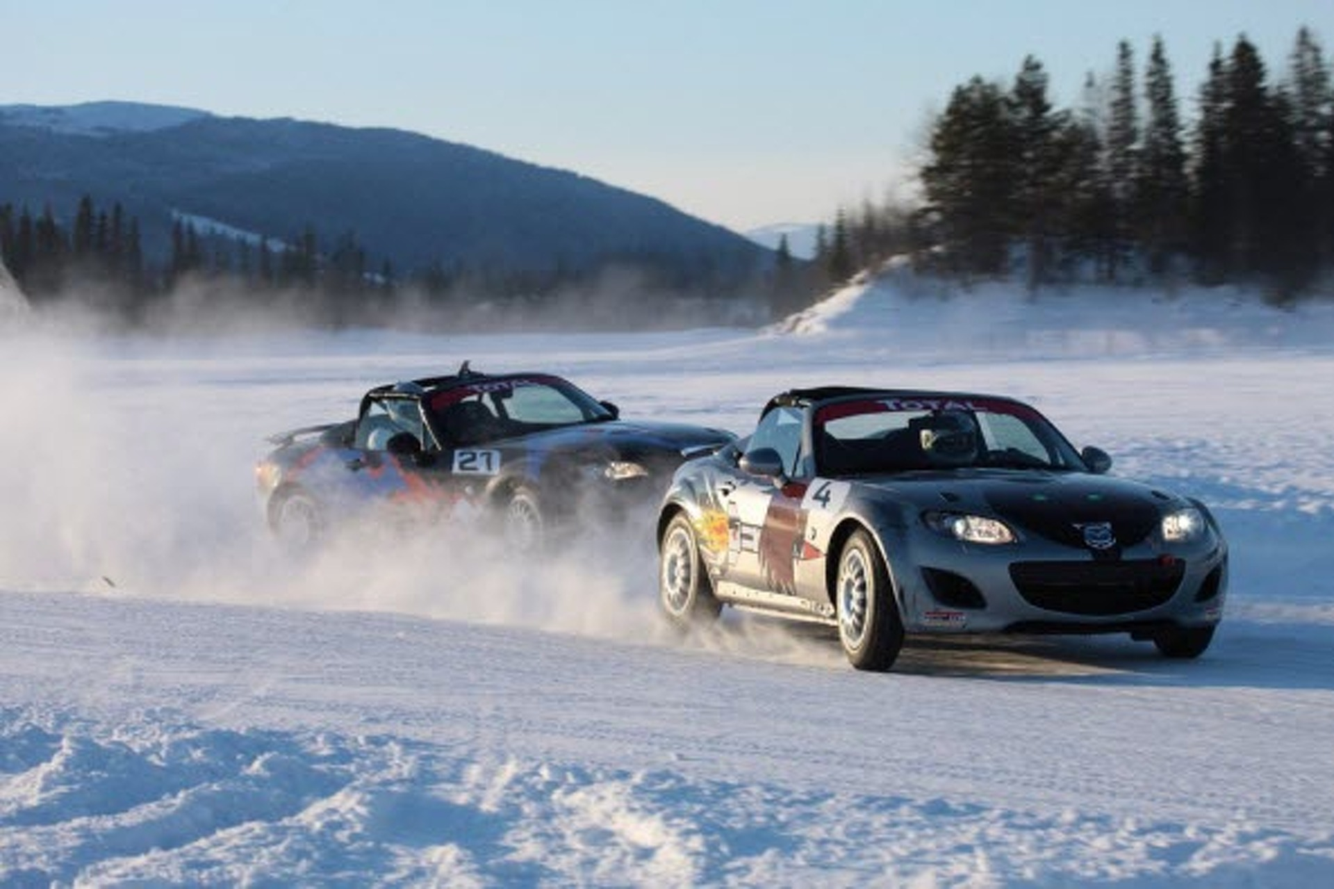 Five Underrated Winter Cars