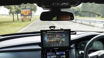 Jaguar Land Rover safety tech