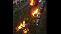 Cars explode in Cleveland for Fast and Furious 8 filming