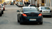 Spy Photos: Opel Insignia Almost Undisguised