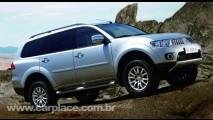 Mitsubishi lança nova geração como Pajero Dakar no Brasil - Utilitário chega por R$ 152.990