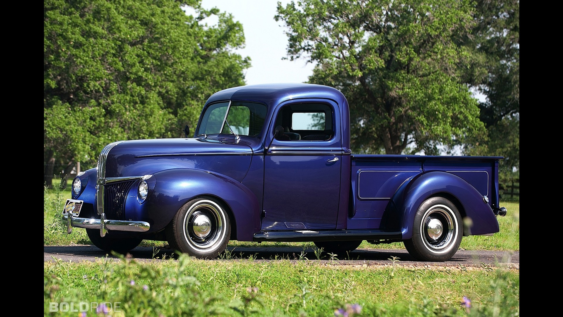 Ford Flareside Custom Pickup
