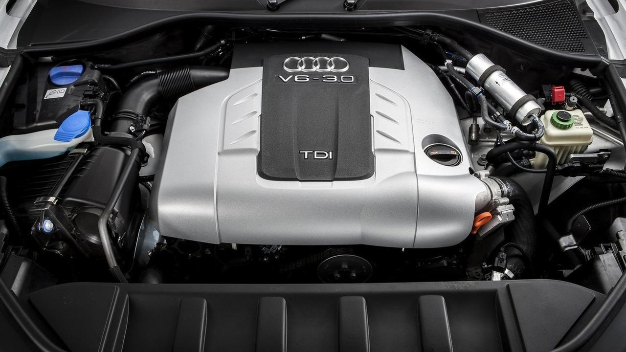 Audi Q7 TDI clean diesel quattro S line US Spec