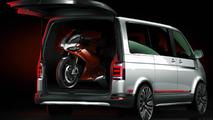 Volkswagen MultiVan PanAmericana concept