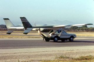 When Ford Pintos Fly: The Bizarre Story of Henry Smolinski and His Flying Ford