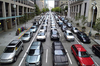 American Commuters Don't Want to Share the Ride