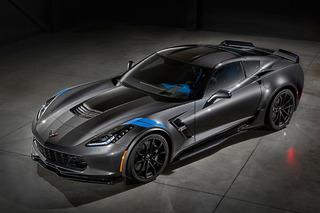 The First Corvette Grand Sport Will Be Auctioned Off This Weekend