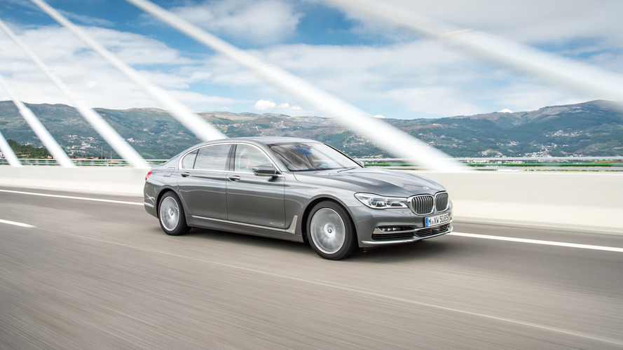 BMW 750d introduced with world's most powerful six-cylinder diesel engine