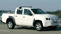 Volkswagen Robust Pick-Up truck spied