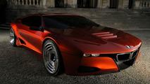 BMW Proudly Presents the M1 Homage at Villa D Este