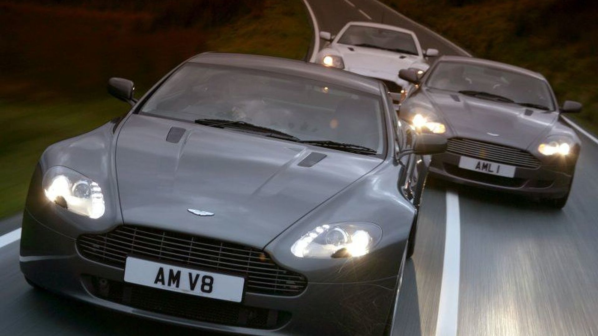 700hp Aston Martin in the Pipeline