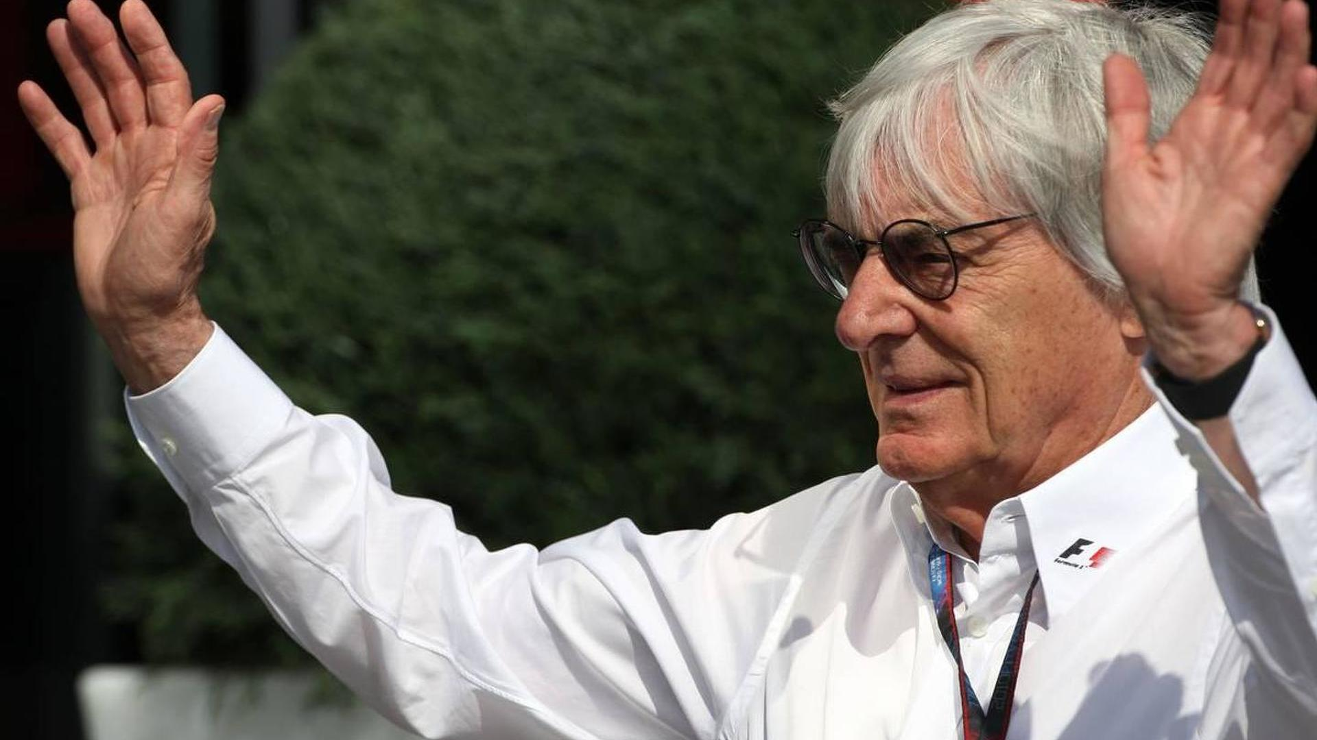 Calendar won't grow beyond 20 races - Ecclestone