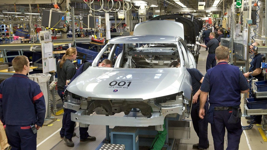 Saab subsidiary goes bust, production delayed