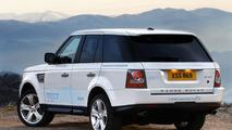 Land Rover Range_e prototype - 16.2.2011