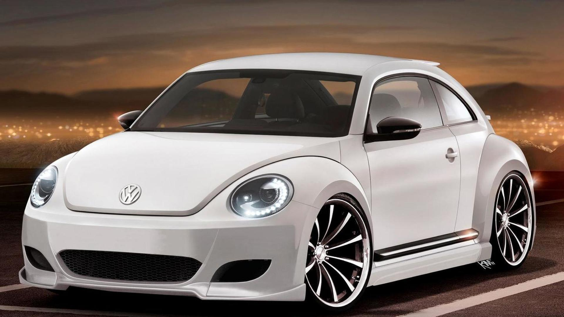 VW Beetle R coming with 270 HP - report