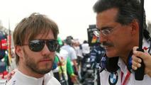 Heidfeld admits interest in BMW's DTM foray
