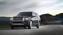 2015 Ford Expedition revealed with a EcoBoost V6 engine