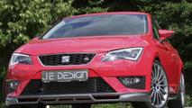 JE Design tunes the Seat Leon SC