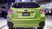 2014 Subaru XV Crosstrek Hybrid live in New York 28.3.2013