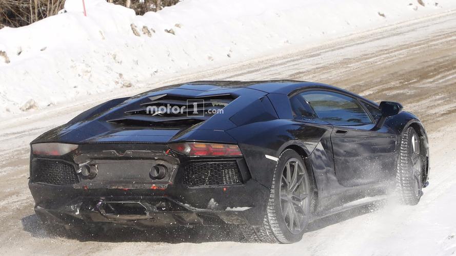 Une Lamborghini Aventador plus performante ?