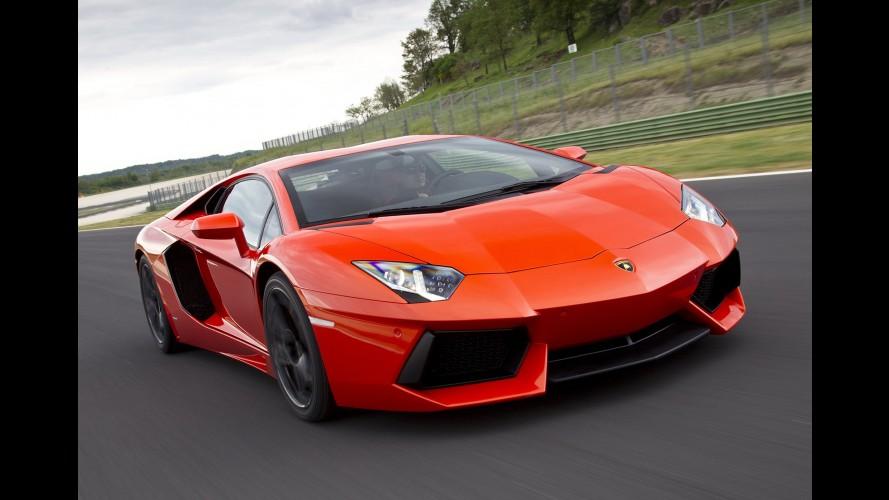 Lamborghini Aventador pode ganhar sistema de desativação de cilindros