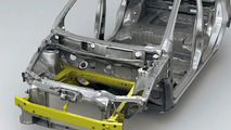 Nissan Note Compact Car Skeleton