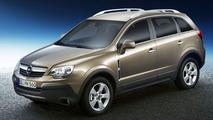 New Opel Antara Targets European Growth Market