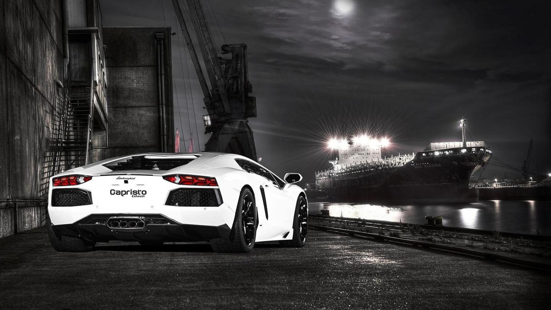 Capristo Lamborghini Aventador unveiled