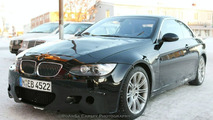BMW M3 Convertble spy photos