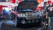 Toyota Land Speed Cruiser - SEMA 2016