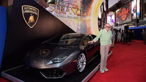 Doctor Strange Lamborghini Huracan