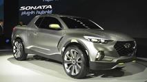 Hyundai Santa Cruz to be based on the Tucson