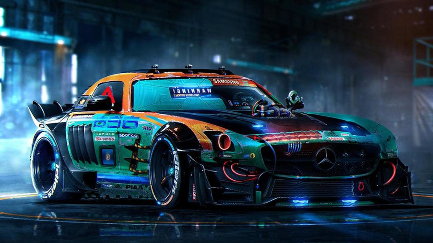 Supercars and sports cars rendered as brutal custom rides will leave you speechless