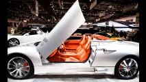 Spyker C8 Aileron Spyder