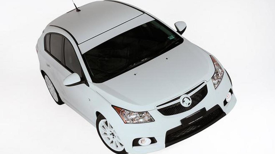 Walkinshaw Performance works on the Holden Cruze